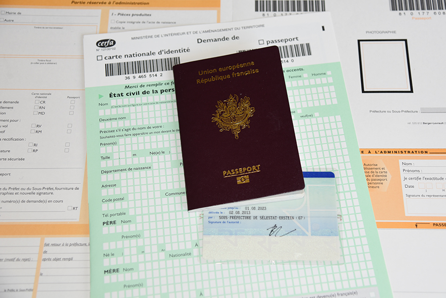 papier nécessaire pour carte d identité Prenez rendez vous pour un passeport ou une carte d'identité   Obernai