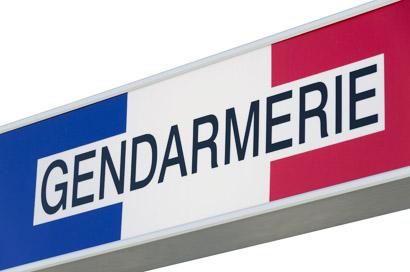 Gendarmerie obernai - Gendarme dessin ...