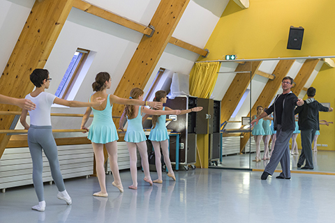 Emmdd - Cours de danse - Obernai - Photo : P. Seners