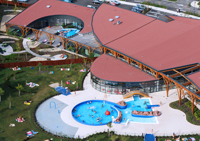 L 39 o espace aquatique obernai for Restaurant piscine obernai